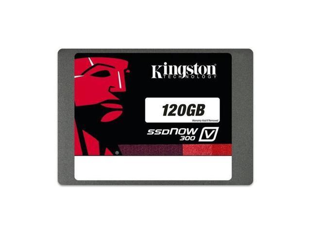 Kingston Ssdnow V300 2.5 Inch 120Gb Sata3 Solid State Drive (Ssd)