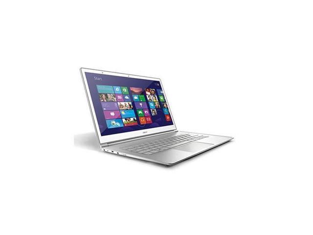 Acer-Aspire S7-391-9427 13.3 Inch Touchscreen Intel Core I7-3537U 2.0Ghz/ 4Gb Ddr3/ 256Gb Ssd/ Usb 3.0/ Windows 8 Ultrabook (White)