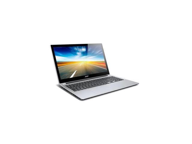 Acer-Aspire V5-531P-4693 15.6 Inch Touchscreen Intel Pentium 987 1.5Ghz/ 4Gb Ddr3/ 500Gb Hdd/ Dvd±Rw/ Usb3.0/ Windows 8 Notebook
