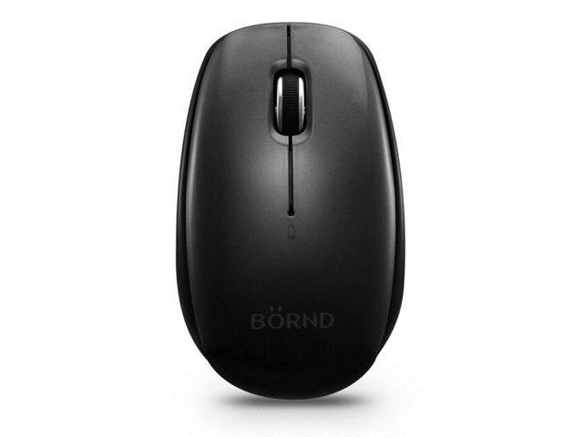 C170B Bluetooth 3.0 Optical Wireless Mouse (Black)