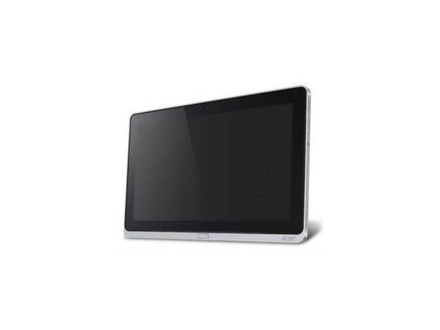 Iconia W700P-6821 11.6 Inch Intel Core I5-3317U 1.7Ghz/ 4Gb Ddr3/ 128Gb Ssd/ Windows 8 Pro Tablet Computer (Silver)