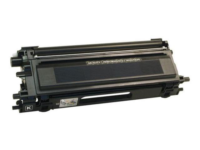 HL-4040CN/HL-4040CDW/MFC-9440CN/MFC-9840CDW High Yield Black Toner (OEM# TN115BK) (6600 Yield)