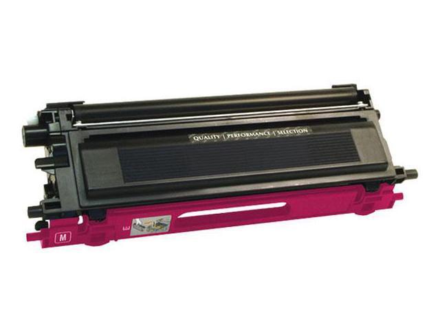 HL-4040CN/HL-4040CDW/MFC-9440CN/MFC-9840CDW High Yield Magenta Toner (OEM# TN115M) (6600 Yield)