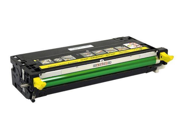 3110/3115 High Yield Yellow Toner (OEM# 310-8401 310-8402 310-8098 310-8099 XG724 XG728) (8000 Yield)