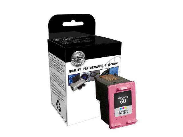 Clover Technologies Group CTG643WN Tri-Color Ink Cartridge Replaces HP 60 CC643WN