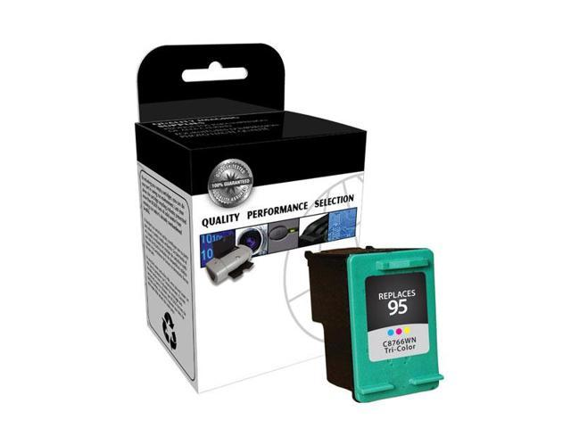 Clover Technologies Group CTG66WN Tri-Color Ink Cartridge Replaces HP 95 C8766WN