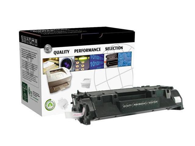 Clover CTG05AP for LJ P2035/P2055 Toner (OEM# HP CE505A) 2,300 Page Yield; Black