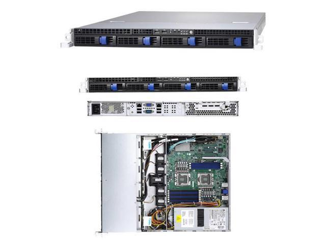 Tyan B7040G20Av4H Gt20A Dual Lga1356 500W 1U Rackmount Server Barebone System
