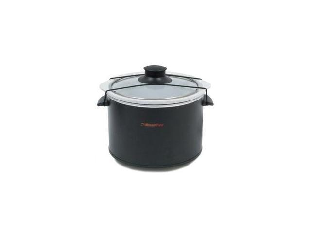 12-Volt 1.5 Quart Slow Cooker Black