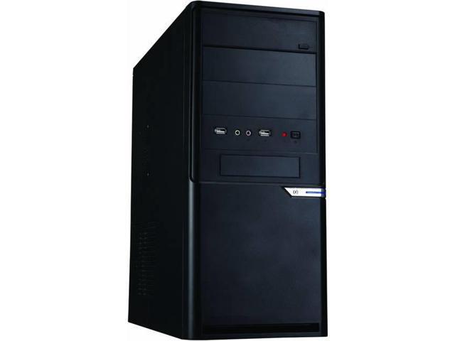 Ca-Im2102B 400W 20+4Pin Atx Mid Tower Case (Black)
