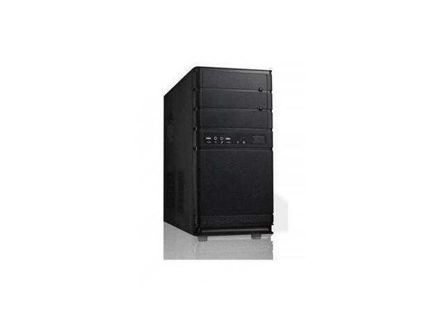 Ca-Im1202P 400W 20+4Pin Microatx Mini Tower Case (Black)