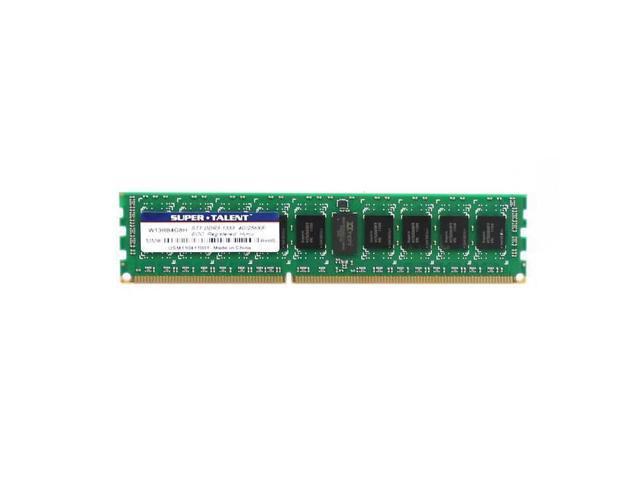 Super Talent Ddr3-1333 4Gb/256X8 Ecc/Reg Hynix Chip Server Memory