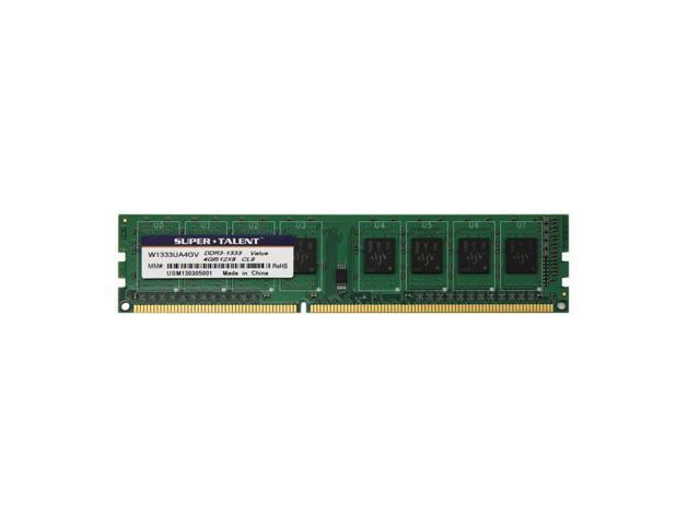 Ddr3-1333 4Gb/512X8 Desktop Memory