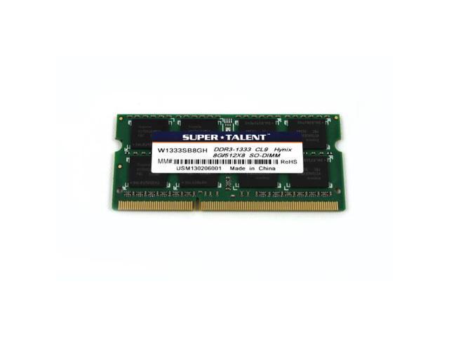 Ddr3-1333 Sodimm 8Gb Hynix Chip Notebook Memory