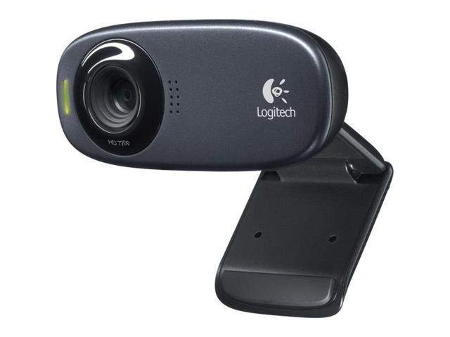 960-000585 5MP USB 2.0 HD WebCam with 5' Cable