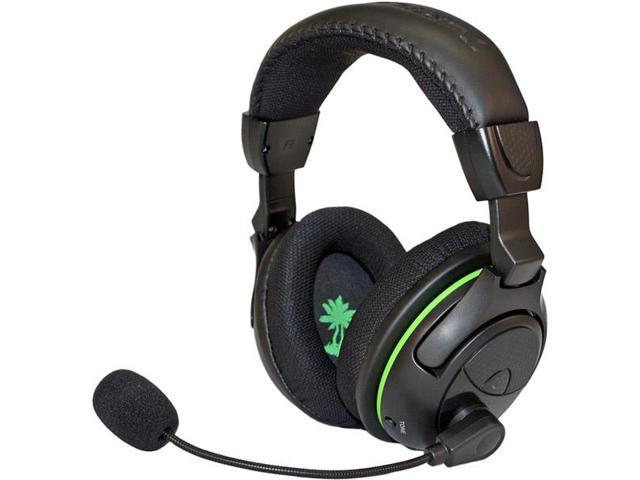 TBS-2265-01 Ear Force X32 Wireless Amplified Stereo Gaming Headset for PS3 and Xbox 360