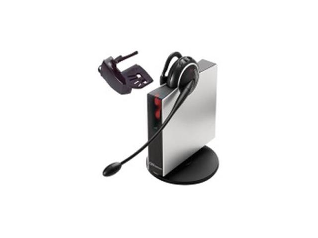 9125-28-15 Wireless Flexboom Mono Headset with Noise Canceling Microphone