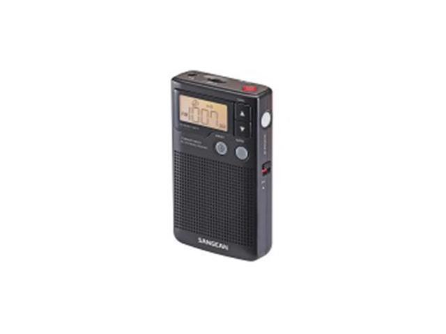 DT-200X Portable AM/FM Pocket Radio