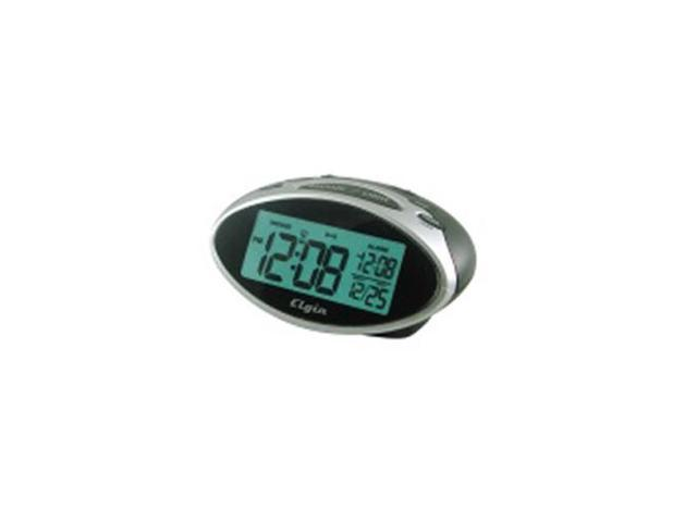 3408E LCD Alarm Clock