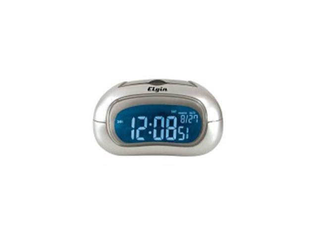 3455E Electric Alarm Clock with Selectable Display Color