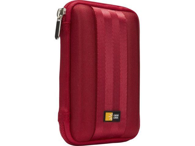 QHDC-101RED PORTABLE HARD DRIVE CASE