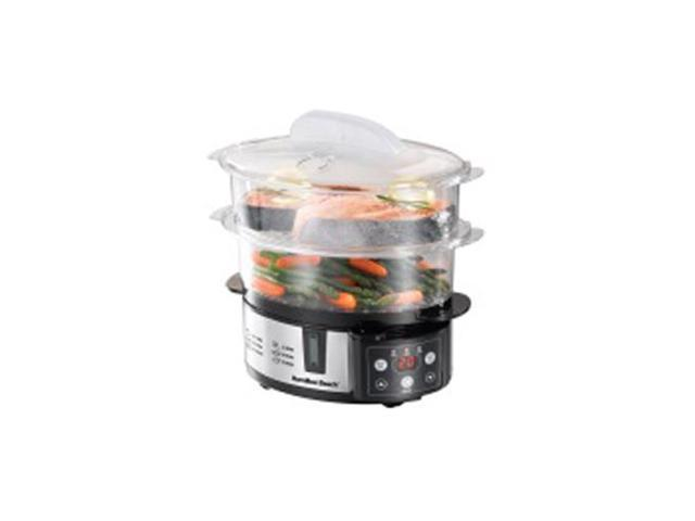 37537 Digital 2-Tier Food Steamer