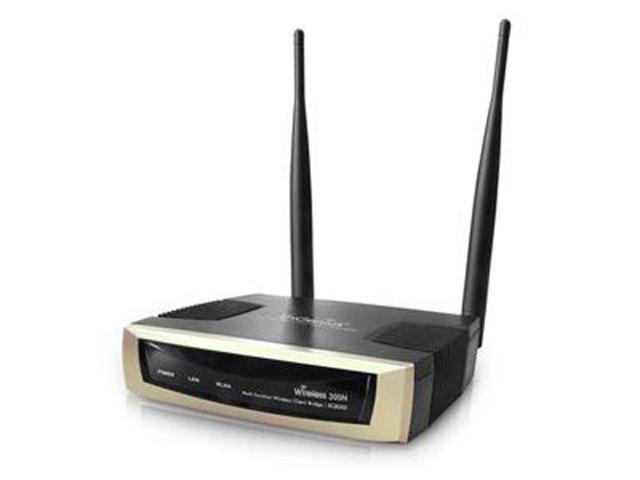 Wireless-N Indoor AP/Bridge with Gigabit
