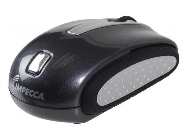 WM405 Traveling Notebook Mouse - Ebony Black