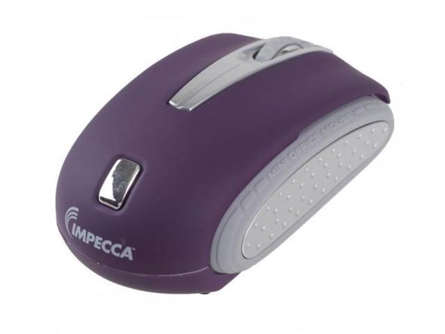 WM402 Traveling Notebook Mouse - Purple