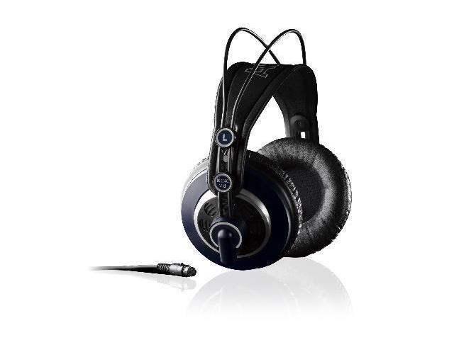 FULL SIZE STUDIO HEADPHONES SEMI OPEN BACKED CIRCUMAURAL