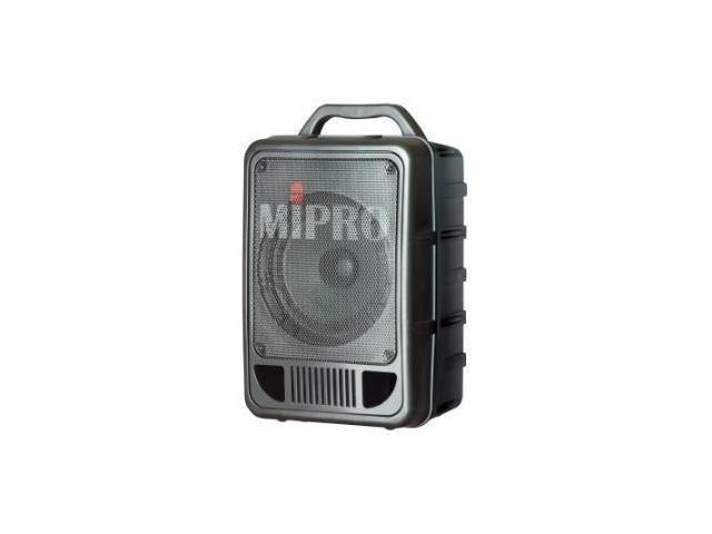 MIPRO - MA-705PA - MIPRO MA-705 Portable 50W PA System Base w/8in. Full Range Speaker