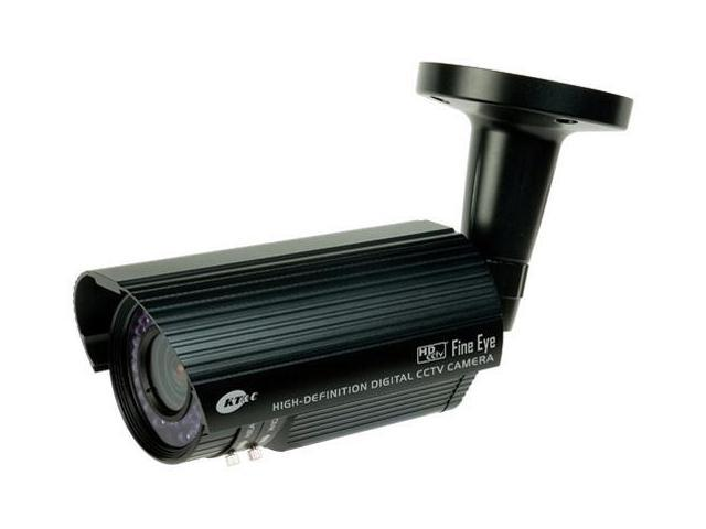 KT&C KPC-HDN700M 1.3MP 720p HD Outdoor IR Bullet Camera, 3-9mm