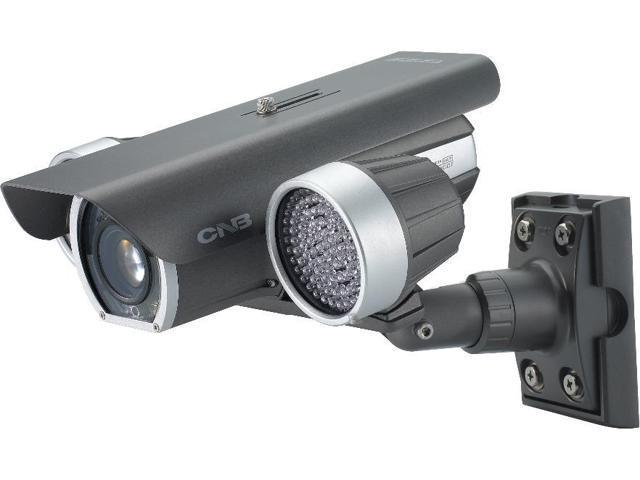 CNB XHN-20Z27F MonaLisa-2 27x Outdoor D/N Bullet Camera, 200 IR LEDs
