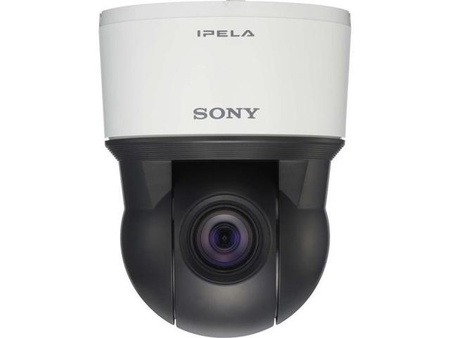Sony SNC-ER550.b 28x 720p HD D/N Network Rapid Dome Camera, HPoE