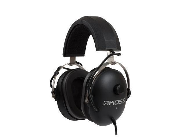 Full Size Headphones Passive Noise Reduction
