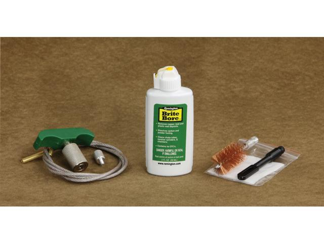 Remington RR19934 Cleaning/Maintenance Mini Fast Snap Gun Cleaning Kit For 12/16