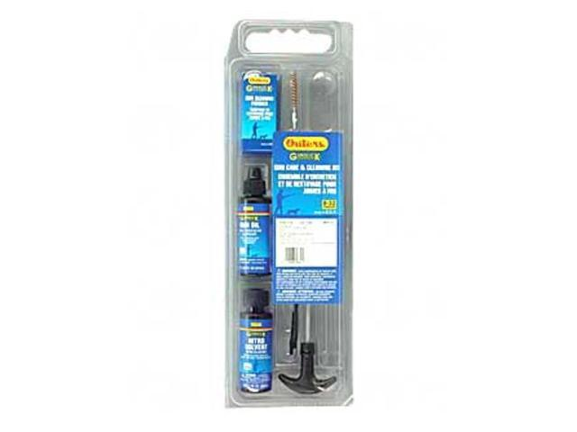 Outers 96410 Standard 22 Pistol Cleaning Kit