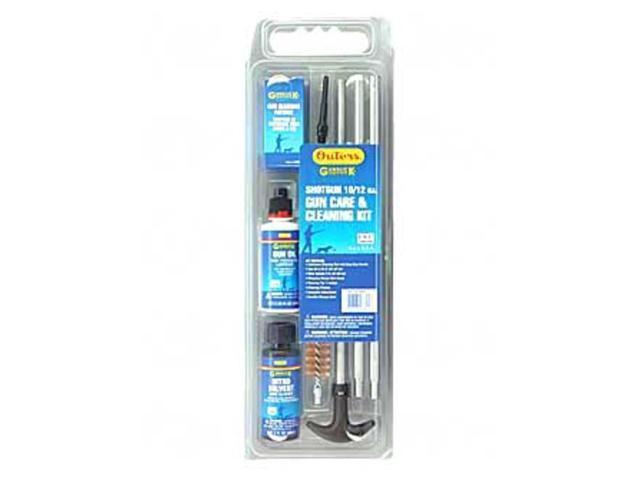 Outers 96304 12 Gauge Shotgun Cleaning Kit