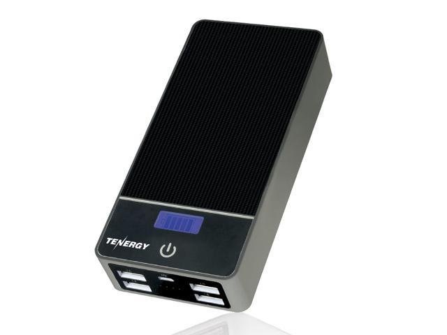 Tenergy POWERx4 18000mAh Power Bank