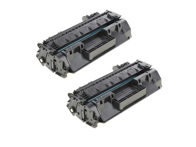 2 PK HQ Compatible HP CE505 CE505X 05X Toner Cartridge for HP LaserJet P2055 P2055d P2055dn P2055x