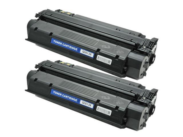 2 HQ Compatible Q2613 2613A 13A Toner Cartridge for HP Laserjet 1000/1150/1200/1220/1220SE1300N/3300MFP/3320N MFP/3320MFP/3330MFP/3380MFP