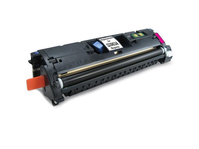 HQ Compatible HP Q3963A 122A Magenta Toner Cartridge for HP Color LaserJet 2550 2550L 2550Ln 2550N 2820 2830 2840 Printers