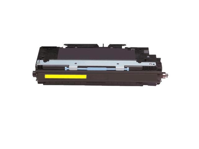 Compatible HP Q2672A (HP309A) Yellow Toner Cartridge for HP Color LaserJet 3500 Series Printers