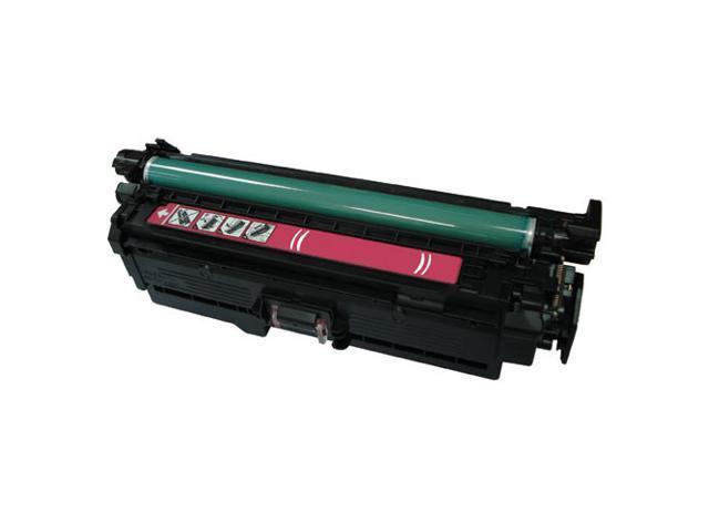 HQ Compatible HP CE403A 507A Magenta Toner Cartridge for HP Color LaserJet Enterprise 500 M575dn M575F M551dn M551n