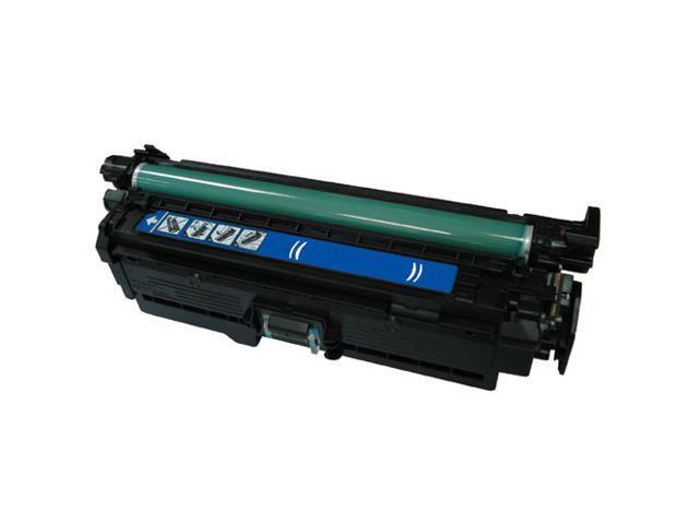HQ Compatible HP CE401A 507A Cyan Toner Cartridge for HP Color LaserJet Enterprise 500 M575dn M575F M551dn M551n
