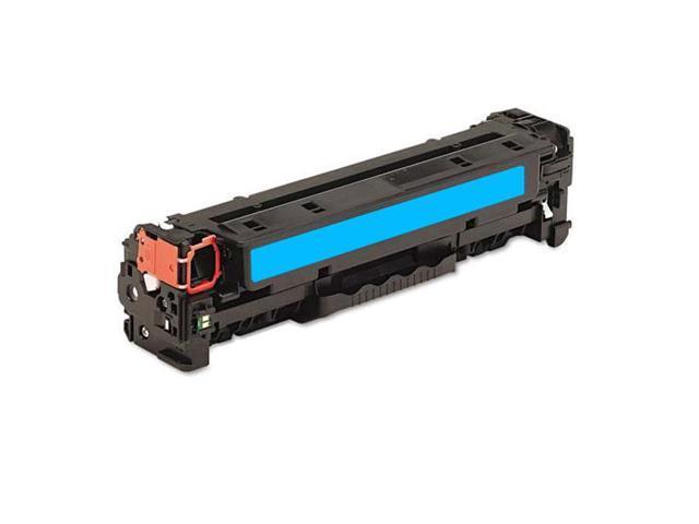 HQ Compatible HP CC531A 304A Cyan Toner Cartridge for HP Color LaserJet CP2025/CP2025N/CP2025DN, CM2320/CM2320N MFP/CM2320NF MFP/CM2320FXI MFP