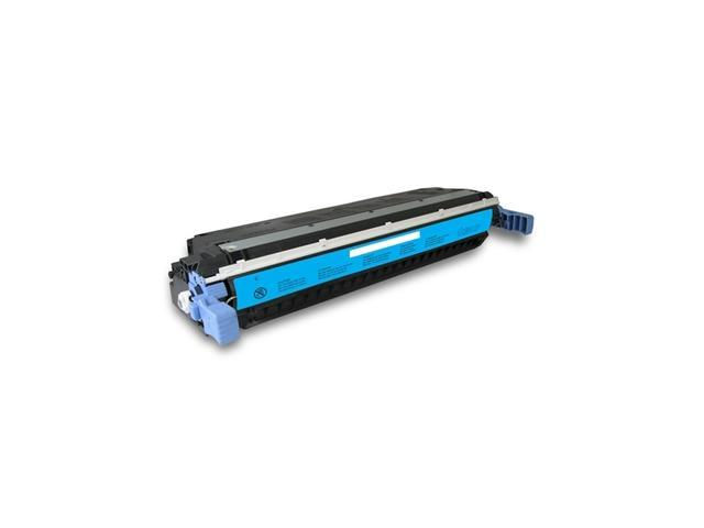 HQ Comaptible HP C9731A 645A Cyan Toner Cartridge for HP Color LaserJet 5500/ 5500dn/5500dtn/5550n
