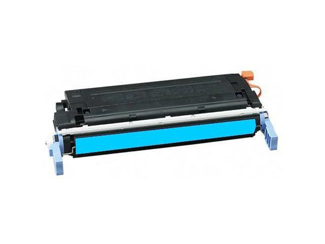 Compatible HP C9721A 641A Cyan Toner Cartridge for HP Color LaserJet 4600 and 4650 Series Printers