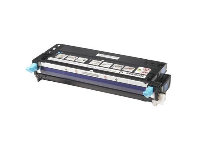 Compatible Dell Color Laser 3130 3130cn 3130cnd High Yield Cyan Toner Cartridge 330-1199 G483F