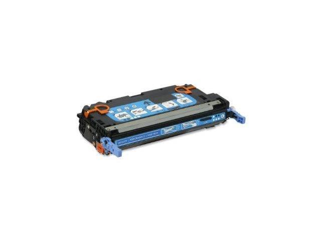 HQ Supplies © Remanufactured HP 503A (Q7581A) Cyan Laser Toner Cartridge for HP Color LaserJet CP3505dn, Color LaserJet CP3505n, Color LaserJet ...